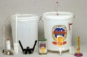 Kit per fare la birra completo: KIT CPS 001